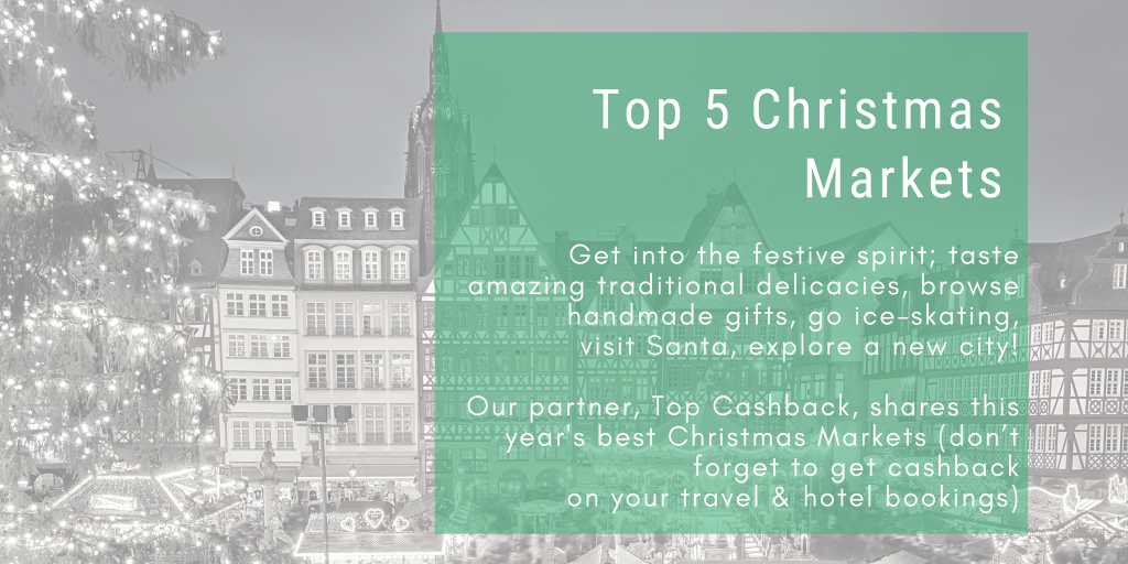 Christmas Markets Blog Header