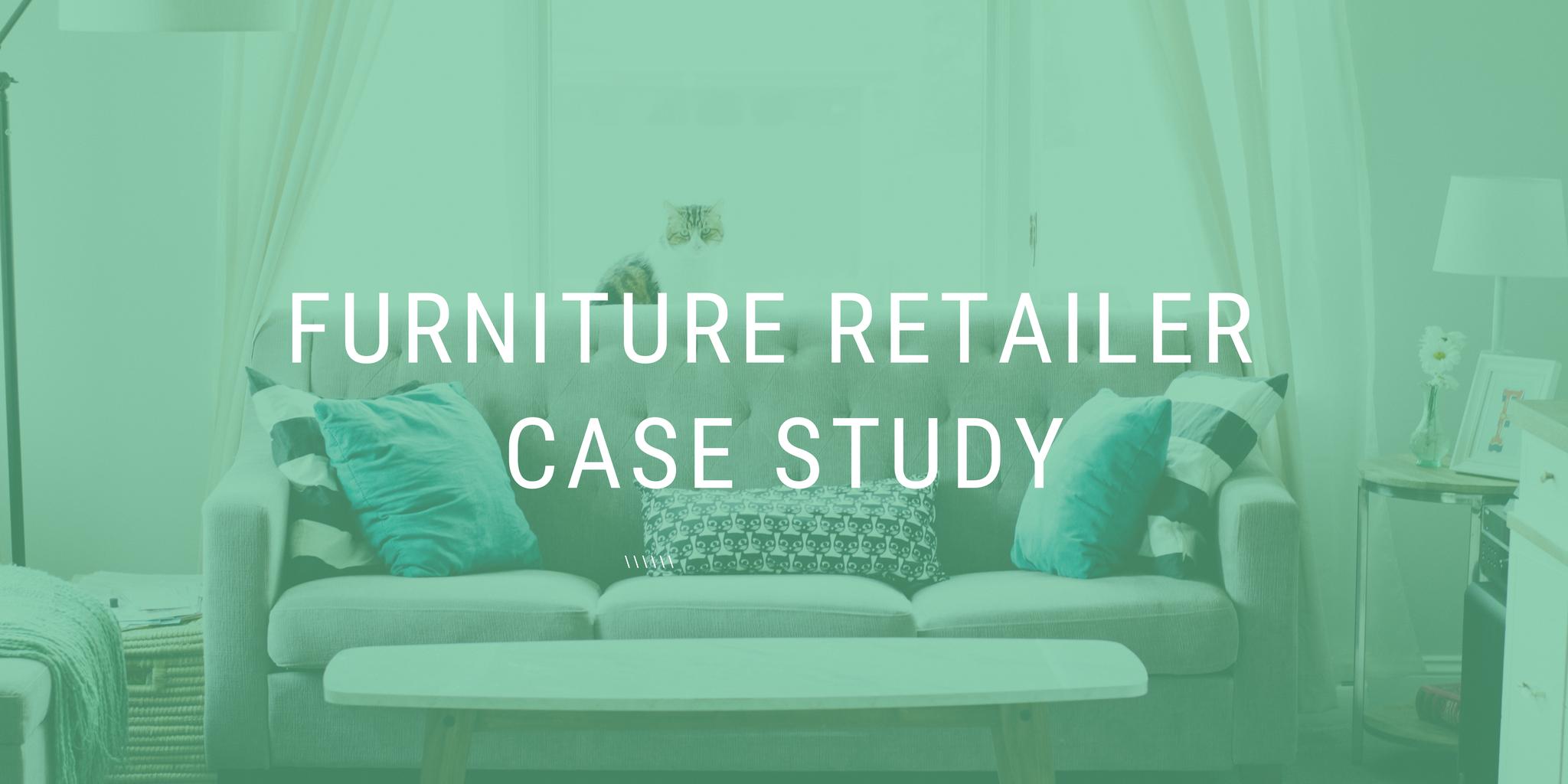 Furniture Case Study Header